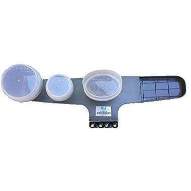DIRECTV SL5K4NR0-02 Slimline 5 LNB Model SL5K4NR0-02 4 Output 99,101,103,110
