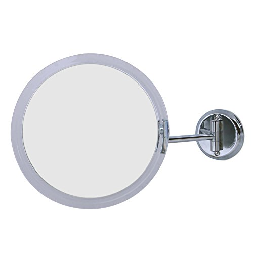 Single sided non-lighted wall mount 5X magnification (Non Lighted Wall Mount)