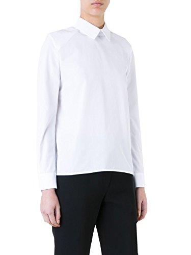 Golden Goose Mujer G29WP048A1 Blanco Algodon Camisa