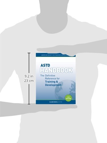ASTD Handbook: The Definitive Reference for Training & Development - http://medicalbooks.filipinodoctors.org