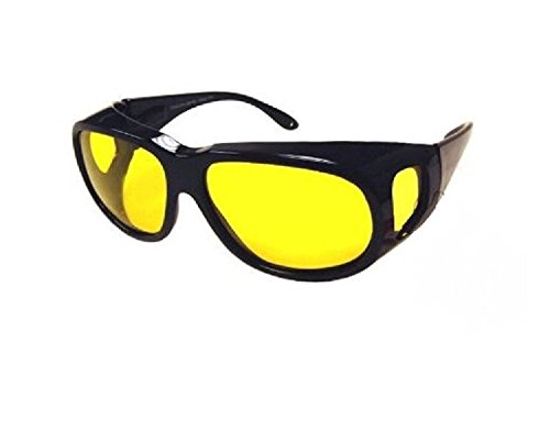 82c7f640140 Polarized Night Driving Fit Over Sunglasses - 60015 Extra Large