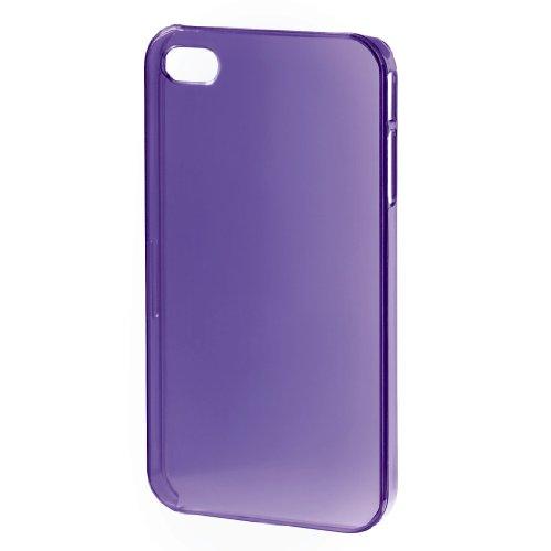 Hama Slim Handy-Cover für Apple iPhone 4/4S lila