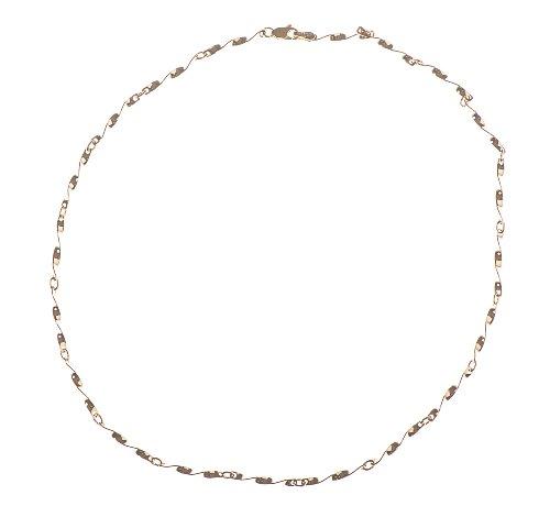 Collier - NKG-K10125 - Femme - Or Jaune 375/1000 (9 Cts) 6.0 Gr