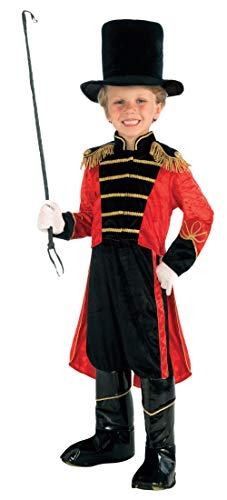 Forum Circus Ring Master Child Costume, -