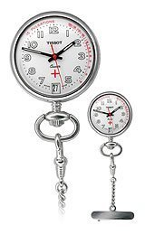 Tissot T-Pocket Pendant White Dial Pocket watch #T81.7.221.12