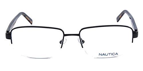Óculos De Grau Nautica N7231 Preto