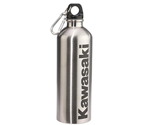 KAWASAKI Getränke Flasche Metall 015SPM0020 - Motorrad-Jankwitz