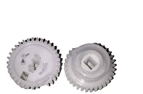 1640 Laser - Printer Parts Clutch gear for samsung 1610 2010 4521 4321 1641 2241 1640 2240 laser spare parts copier parts 2pcs/set 10set/lot