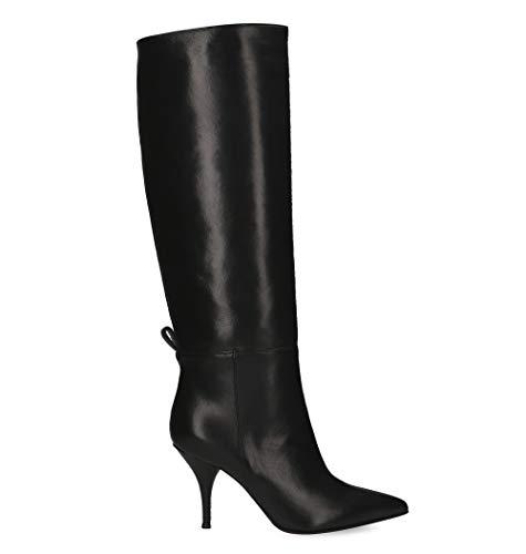 Chose Femme Noir L'autre Cuir Bottes Ldh00185wp26151001 d5wdq6