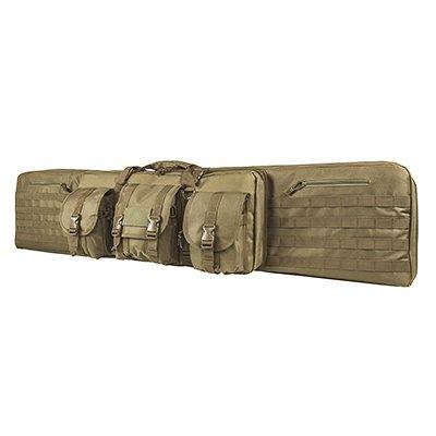 Premium Double Carbine/Rifle/Shotgun Case By NcStar/Vism - We - Tactical Pistol Case