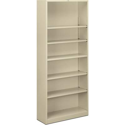 HONS82ABCL - HON Brigade Steel Bookcase