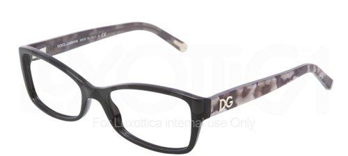 Dolce & Gabbana DG 3119 Eyeglasses Black - Glasses Von Dolce