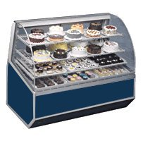 Federal Industries SNR-59SC Series 90 Refrigerated Bakery Case (Federal Bakery Cases)