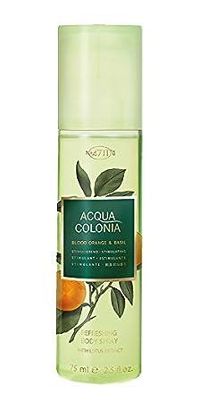 4711 Acqua Colonia Spray Rafraichissant Orange/Basilic 75 ml 2361207
