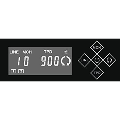CHIYODA Automatic Double Watch Winder LCD Digital Screen with Two Quiet Mabuchi Motors