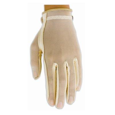 Lady Classic Solar Full Finger Golf Glove Beige Medium LH