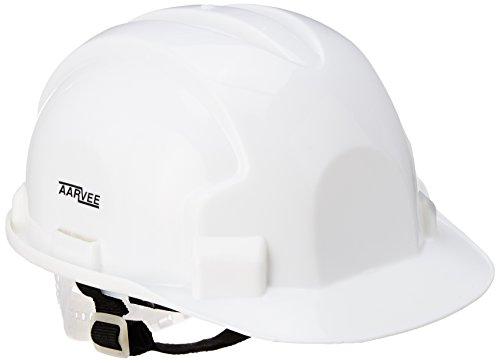 Aarvee Safety Helmet RV-H21 Nape Type - White (Pack of 1) (B079HC8T6K) Amazon Price History, Amazon Price Tracker