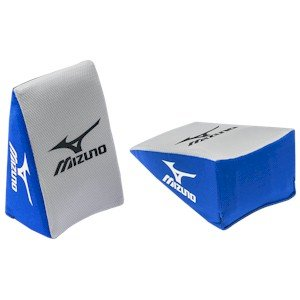 Mizuno Catcher's Knee Wedge Baseball or Softball, Small, Royal/Grey