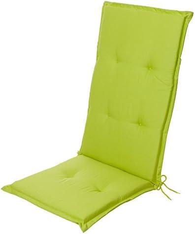 Coussins pour chaise à dossier haut fauteuil chaise de jardin coussins de chaise Coussins Jardin Coussin