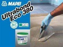Mapei Ultrabond Eco 380 Vinyl/PVC Adhesive 15kg: Amazon co