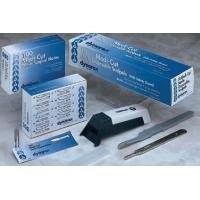 Medi-Cut Surgical Blades, Sterile, Stainless Steel, Number 10, 100/bx (Steel Surgical Blades)