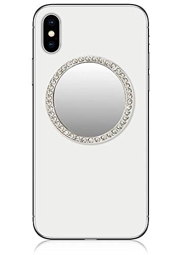 iDecoz Phone Mirror. Peel & Stick on All Phones & Cases. The Replacement for The Traditional Compact Mirror. Its The Best Way to Check Yourself Out Quickly, Discreetly, Anywhere & at Anytime!
