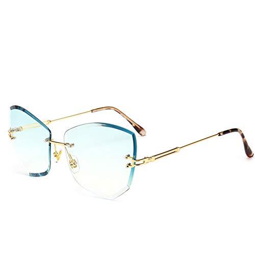 sol gafas de sol brillantes NIFG de para forman mujer gafas C Las 5ZawqCqx0