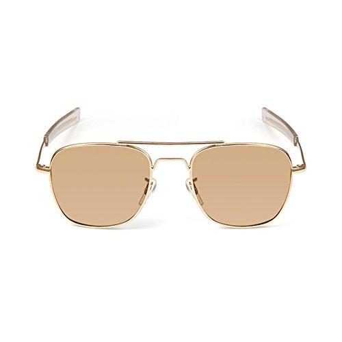 2 De Gafas De Gafas Moda Cristal QY Sol De De 2 Gafas De Aviador YQ Conducción Lente Gafas Color Sol De Ev1wH7wq