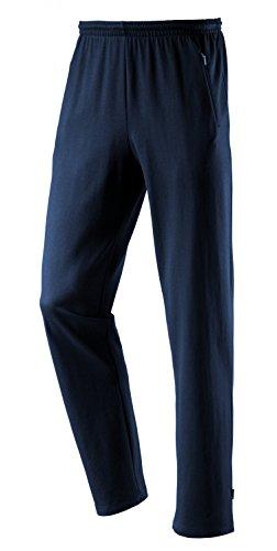 Michaelax-Fashion-Trade -  Pantaloni sportivi  - relaxed - Basic - Uomo Marine (790) 60