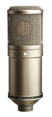 RODE Classic II Multi Pattern Tube Condenser Microphone