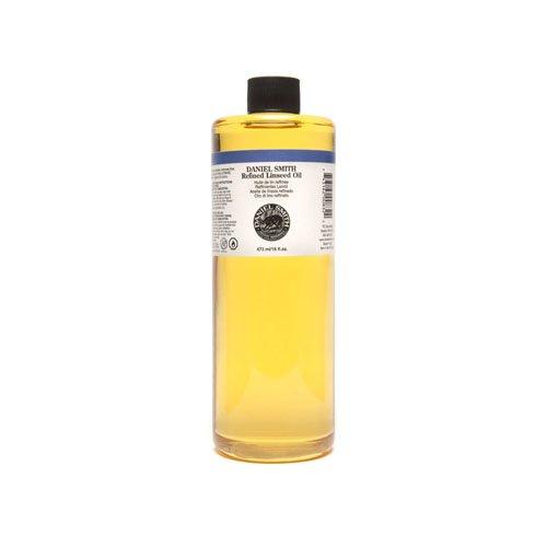 Daniel Smith 284470002 Original Oil, Refined Linseed Oil, 16oz by DANIEL SMITH