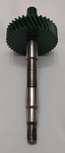 La Speedometer Gear - 39 Tooth Long shaft Speedometer Driven Gear 52068161