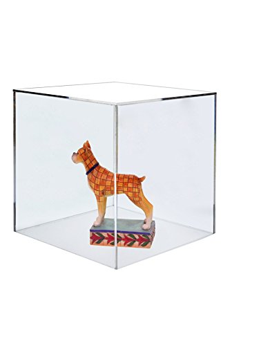 Marketing Holders Acrylic 5 Sided Display Cube 16''x16''x16'' by Marketing Holders