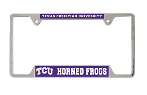 WinCraft NCAA Officially Licensed TCU Texas Christian University Horned Frogs 6
