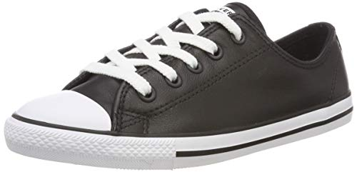 - Converse Women''s Chuck Taylor Ct Dainty Ox Low-Top Sneakers, (Black 001), 3 UK 3/3.5 UK