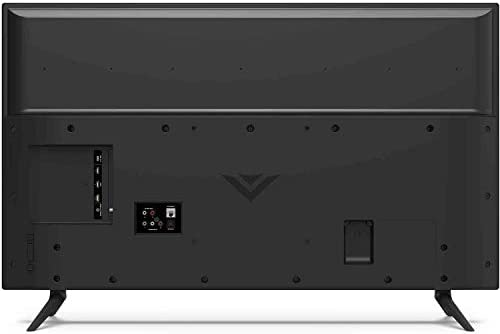 VIZIO V-Series 40-Inch 2160p 4K UHD LED Smart TV (V405-H11) with Built-in HDMI, USB, Dolby Vision HDR, Voice Control Bundle with Circuit City 6-Foot Ultra High Definition 4K HDMI Cable and Accessories