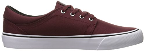 Homme Shoes Mode TX Rouge Baskets DC Trase qXdwIqA