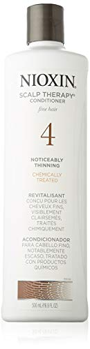 Nioxin System 4 Scalp Therapy Conditioner, 16.9 Fl Oz (Therapy 4 Cleanser Scalp)
