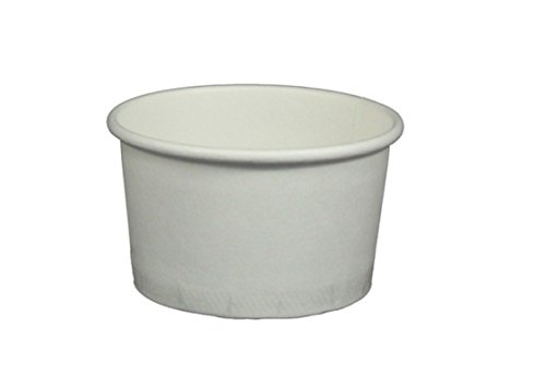 3 oz ice cream cup - 1