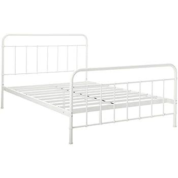 Amazon Com Zinus Florence Metal Platform Bed Frame