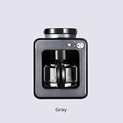 NIAY Cafetera automática para Molinillo de café pequeño automático ...