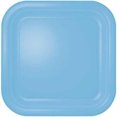 hallmark-light-blue-square-dessert-plates-12-count
