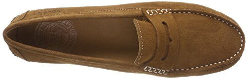 Aponi Mocassini Donna Sole Runner Marrone wood wRqOKZT1