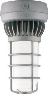 RAB VXLED13NDG - 13 Watt - LED - Vapor Proof Wall Fixture - 120/208/240/277 Volt