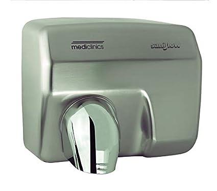 Medic linics Saniflow secador de manos (2250 W con caño ...