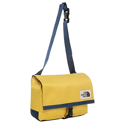 North Face Berkeley Satchel One Size Bamboo Yellow Blue Wng Teal