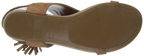 Dress Sandal Tan Women Chill Too 2 Lips Oq866U