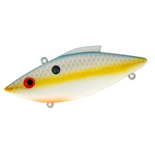 Floating Rat L-trap (Rat-L-Trap Lures 1/2-Ounce Floating Trap (Sexy West))