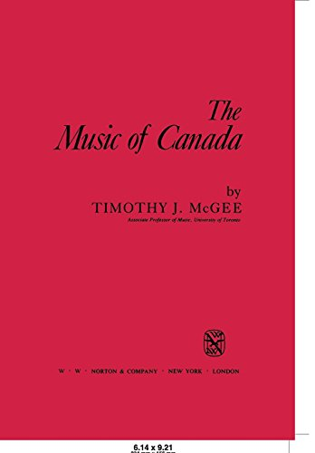 The Music of Canada