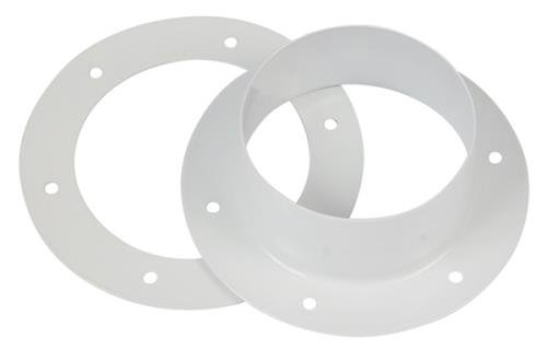 Ideal-Air 736355 Flange Kit, - 4in Flange